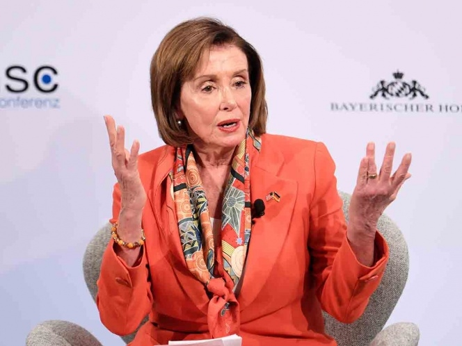 Pelosi propone disyuntiva: Huawei o 'democracia occidental'
